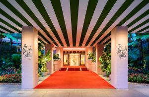 Beverly Hills hotel known as favorite place to famous people
