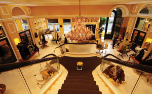 Expensive store in Beverly Hills