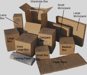 Label your boxes to avoid packing mistakes