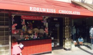 Edelweiss chocolates - kids love candies in Beverly Hills
