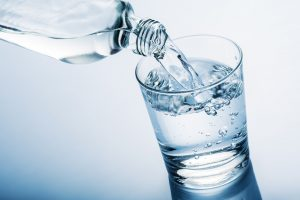 Minimize risks of injury by staying hydrated whle moving in summer.
