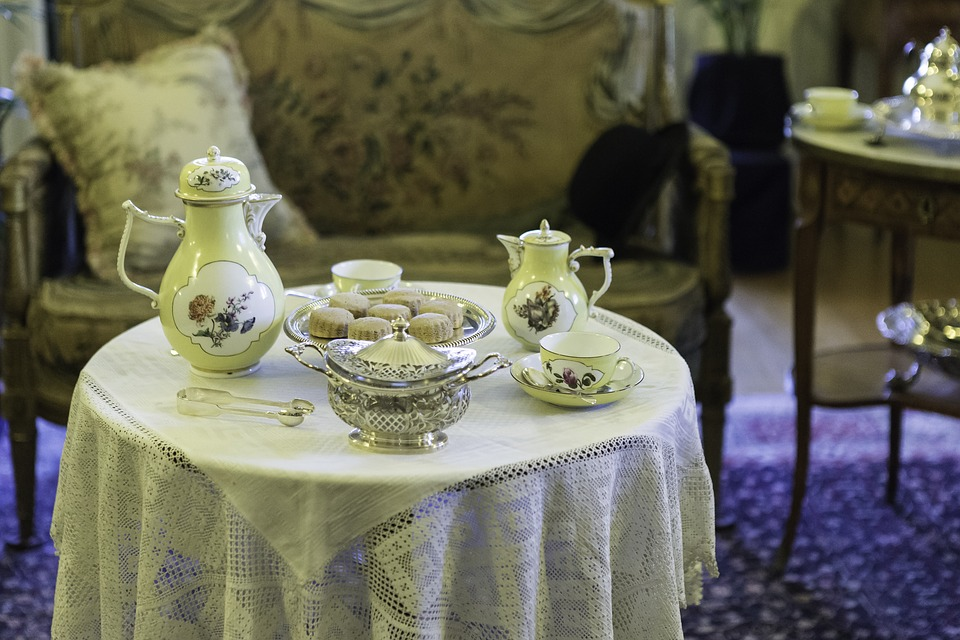 Secret Gems of Beverly Hills - American Tea Room