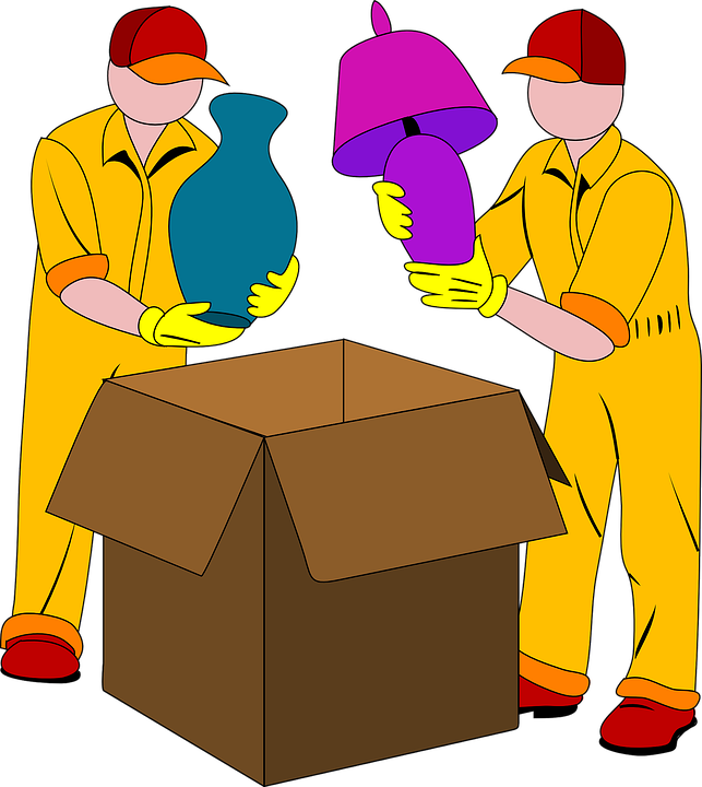 Prevent moving stress by hiring professional movers