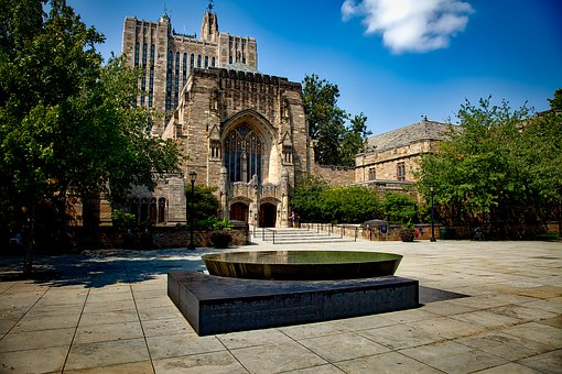 If you want to go to the Yale University, you should relocate to New Haven
