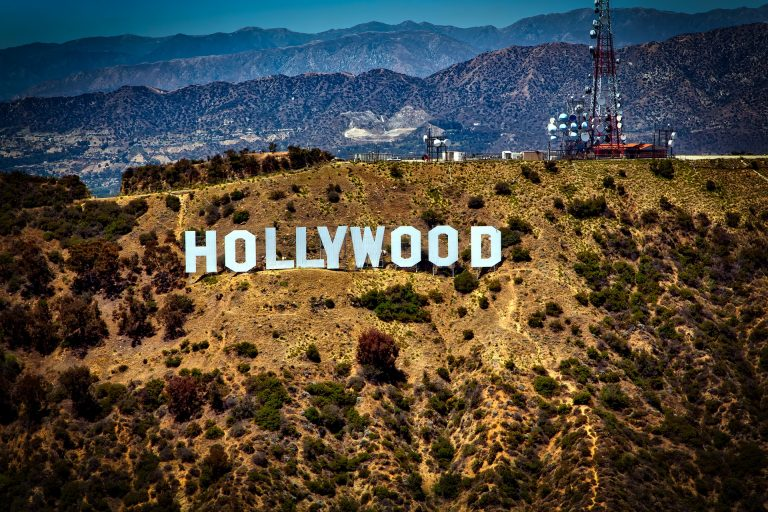 Visiting Hollywood is one of the top things to do in Beverly hills