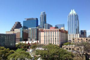 Austin view