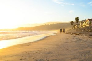 Beautiful beaches are the gem of Los Angeles