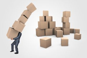 Every moving process requires packing supplies for easy moving such as different sizes of boxes, small, medium, large or extra large ones.