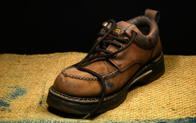 Donate your old shoes that you don't use anymore
