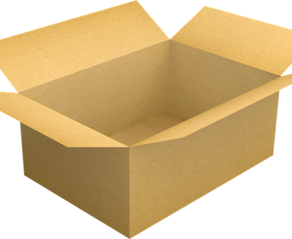 Packing box - pack for a move in one day