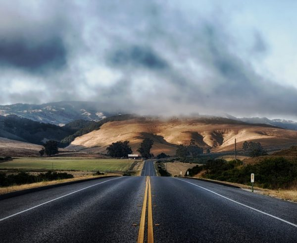 A road in California you will probably use when moving from Maryland to California.
