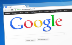 Google search engine you can use to help you with finding a job in a new city.