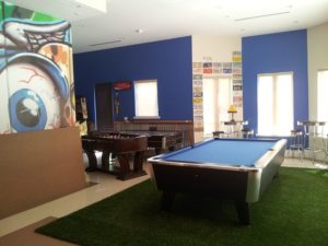 Billiard tables are always a great addition to any game room.
