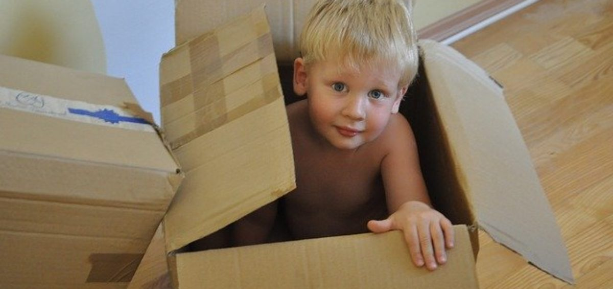 Child, boy in the box - How to prepare for relocating to Beverly Hills with kids?