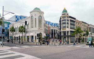 A Rodeo Drive photo.