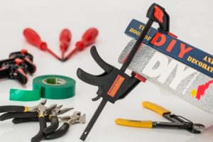 Tools for DIY projects.