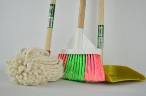 Cleaning Broom Mop