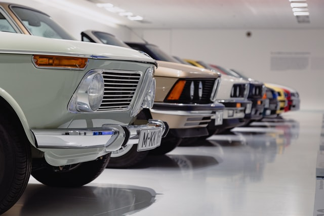 Cars that you can ship overseas before trading between California and Bahrain.