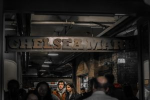 Chelsea Market as every guide to Manhattan  recommends