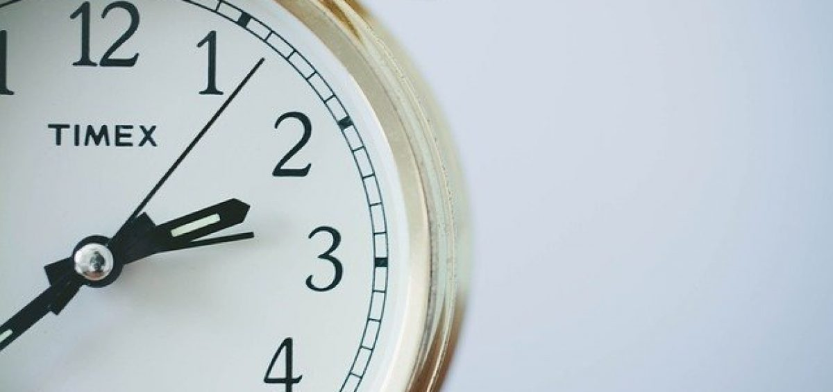 Time Clock - How to handle short notice relocation