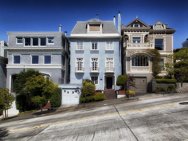 A street in San Francisco, CA