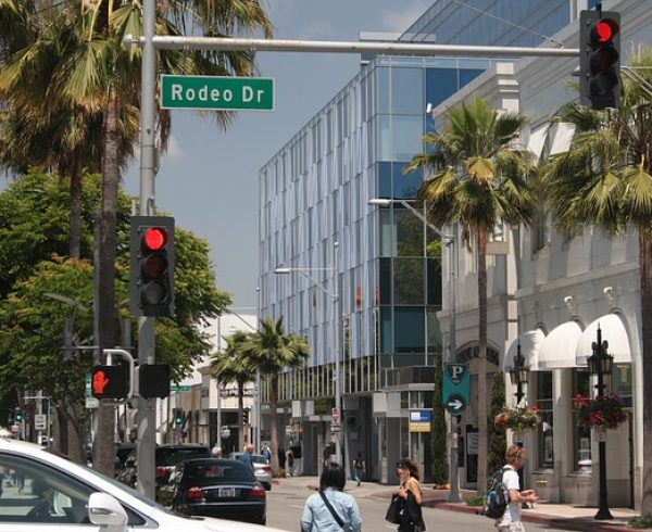family relocating to Beverly Hills