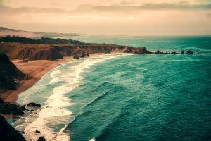 Coast of california.