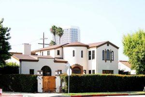 House in LA.