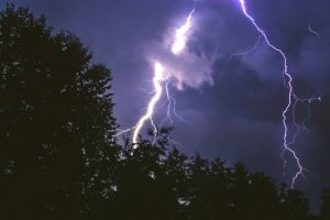 storm and thunder in tennessee